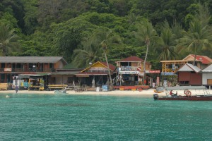 Perhentian Island..a paradise for sun,scuba and snorkelling