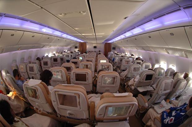 Flight stress