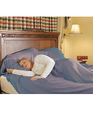 The Silky Dreamsack..a bed bug barrier